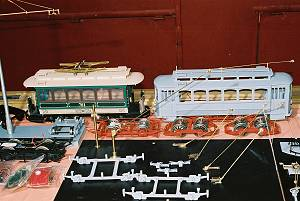 Model Tramway System
