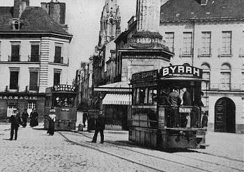 Nantes Mekarski cars